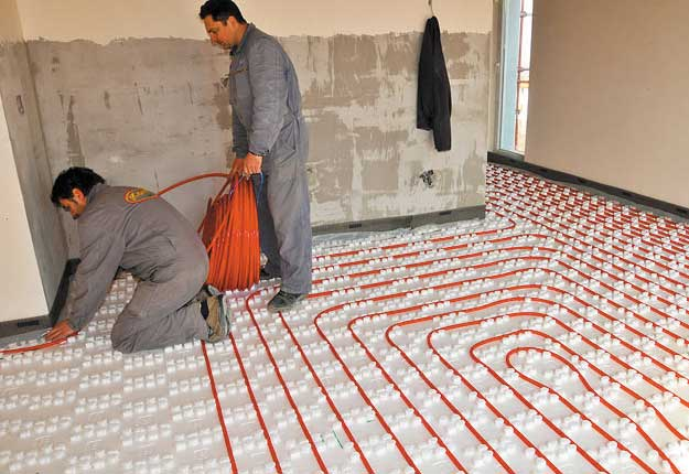 Benefits Of Under Floor Heating Systems For Home Owners