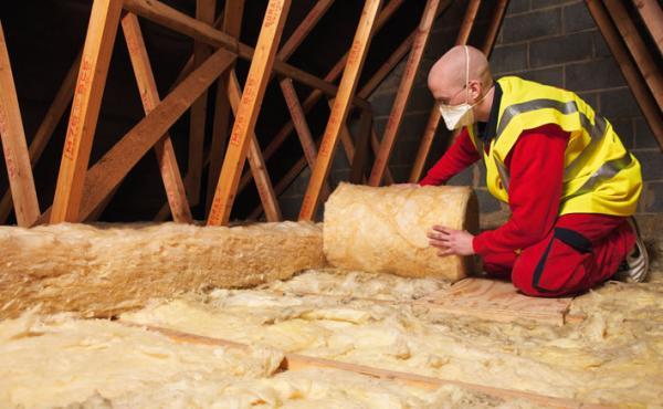 Poor insulation roof insulation