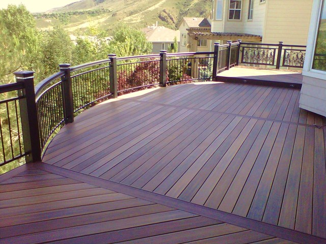 Home Curved decks