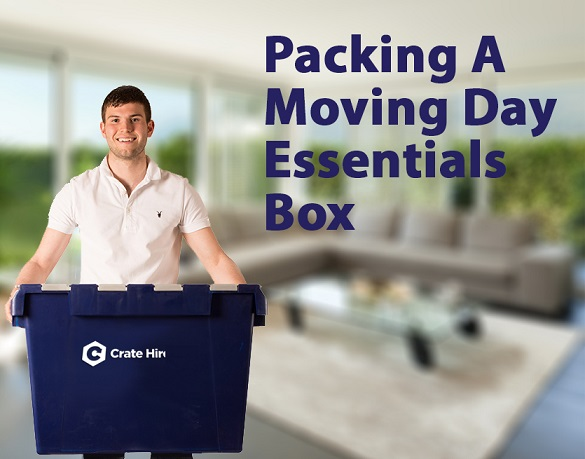 Create an essential box