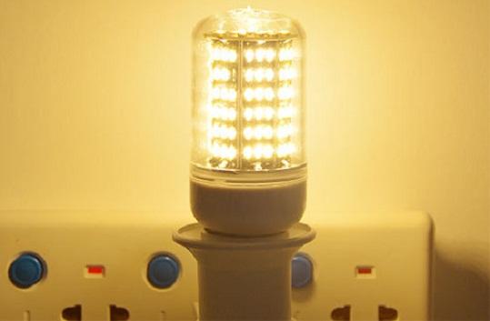 LED bulb Luminous Flux