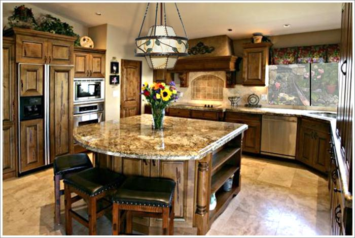 Add a Kitchen Island